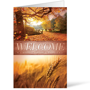 Beautiful Creation Fall Bulletins 8.5 x 11