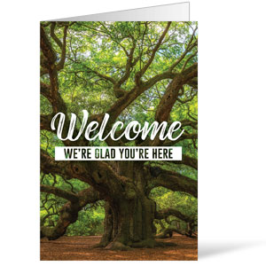 Inspirational Trees Summer Bulletins 8.5 x 11