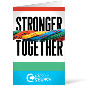 BTCS Stronger Together Bulletins 8.5 x 11