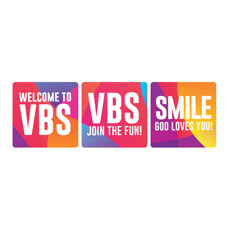 Curved Colors VBS Set