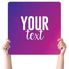 Purple Gradient Your Text