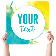 Watercolor Your Text