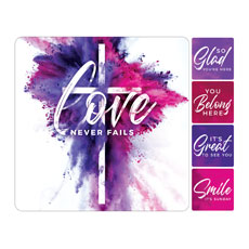 Love Never Fails Set