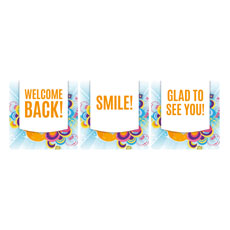 Welcome Back Swirls Set