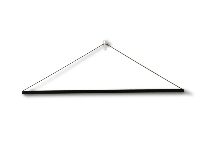Hanging banner 24 inch dowel set hardware church banners outreach