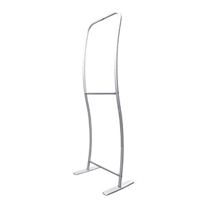 Click-it Sleeve Banner Wave Stand  2 x 6 Displays & Stands