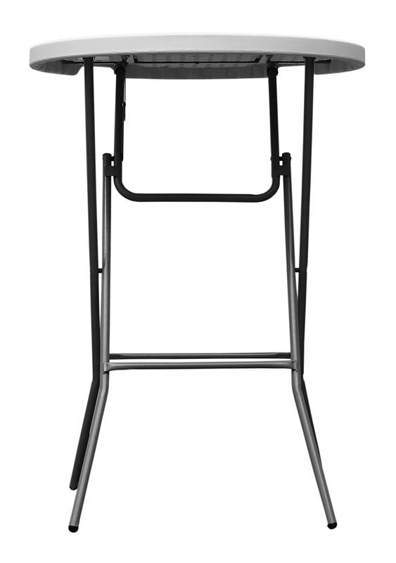 Round Bistro Folding Table