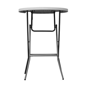 Round Bistro Folding Table Displays & Stands