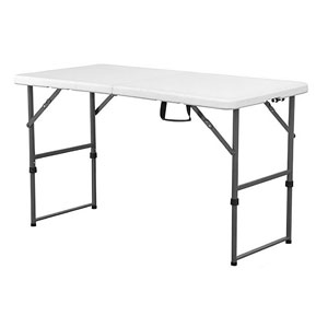 2' x 4' Adjustable Height Table Displays & Stands