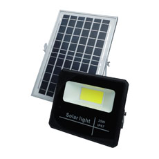 FREE Solar Outdoor LED Light with outdoor banner through March 1st ($69 value)