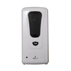 Touchless Wall Mount Hand Sanitizer and Soap Dispenser