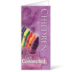 Get Connected -  Children Brochures
