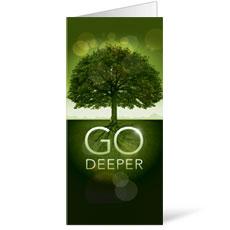 Go Deeper Roots Brochure