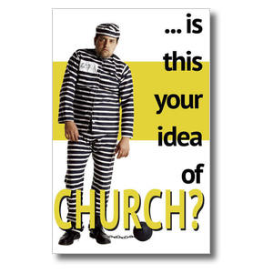 Ball and Chain Church Postcards