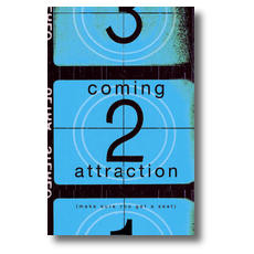 Coming Attraction Postcard