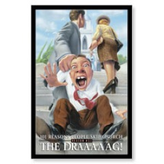 The Draaaag Postcard