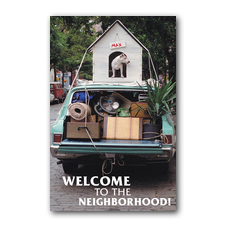 Welcome Postcard