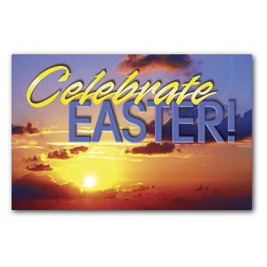 Celebrate Church Postcards