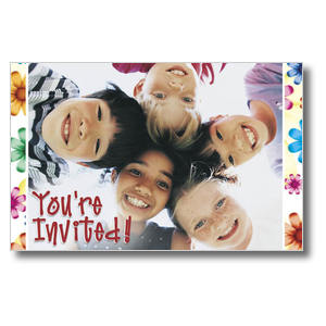Kids Invited 4/4 ImpactCards