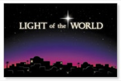 Light of the World Postcard