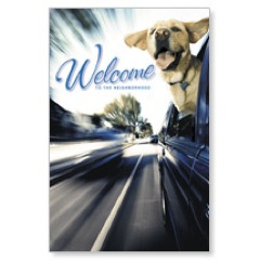 Drive Postcard
