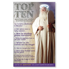 Top Ten 3 Postcard