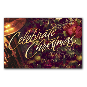Celebrate Christmas Postcards