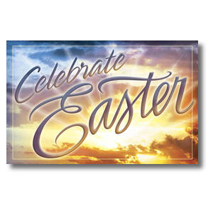 Easter Sunrise Postcards