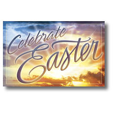 Easter Sunrise Postcard