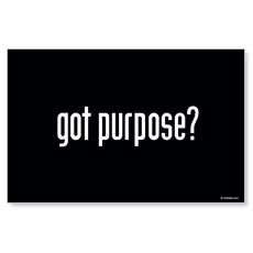 Got Purpose Postcard
