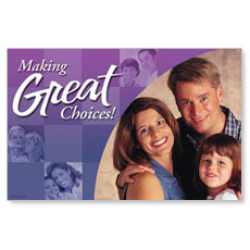 Great Choices Postcard