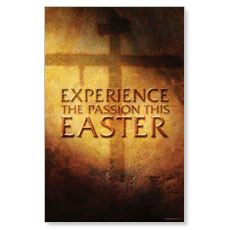 Easter Passion Postcard