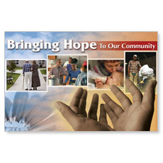 Community Hope Postcard