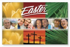 Easter Cheer Postcard
