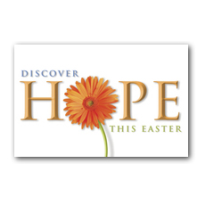Discover Hope Postcard