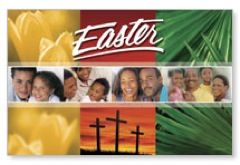 Easter Cheer-AFA Postcard