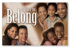 Place to Belong-AFA Postcard