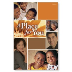 Place for You-AFA Postcard