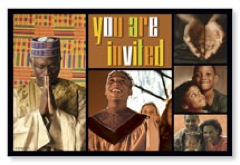 Invited Worship-AFA Postcard