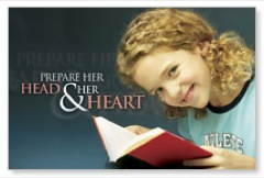 Head & Heart Postcard