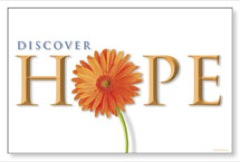 Discover Hope 2 Postcard