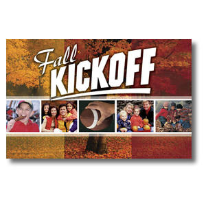 Fall Kickoff Postcards
