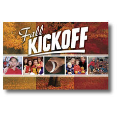 Fall Kickoff Postcard
