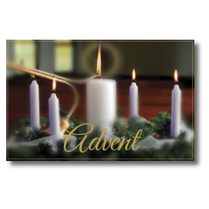 Advent Postcards