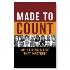 Made To Count Postcard