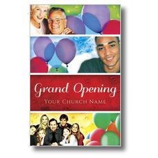 Grand Opening 2 Postcard