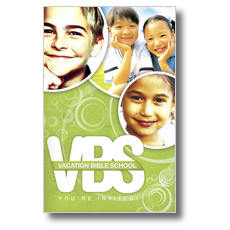 Green VBS Postcard