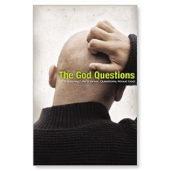 The God Questions Postcard