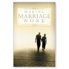 Making Marriage Work Postcard