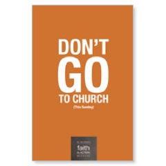Faith In Action Postcard